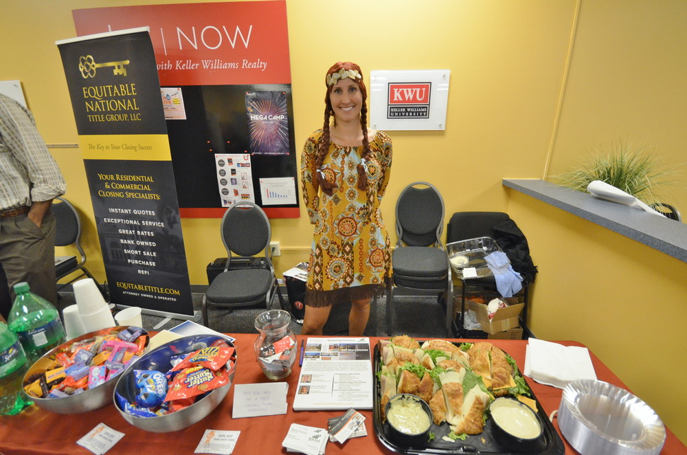 Vendor Fair with Keller Williams