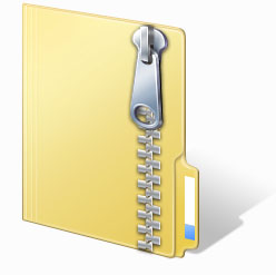 How to Extract Files from Zip Folder: Downloaded from MVL or WeTransfer