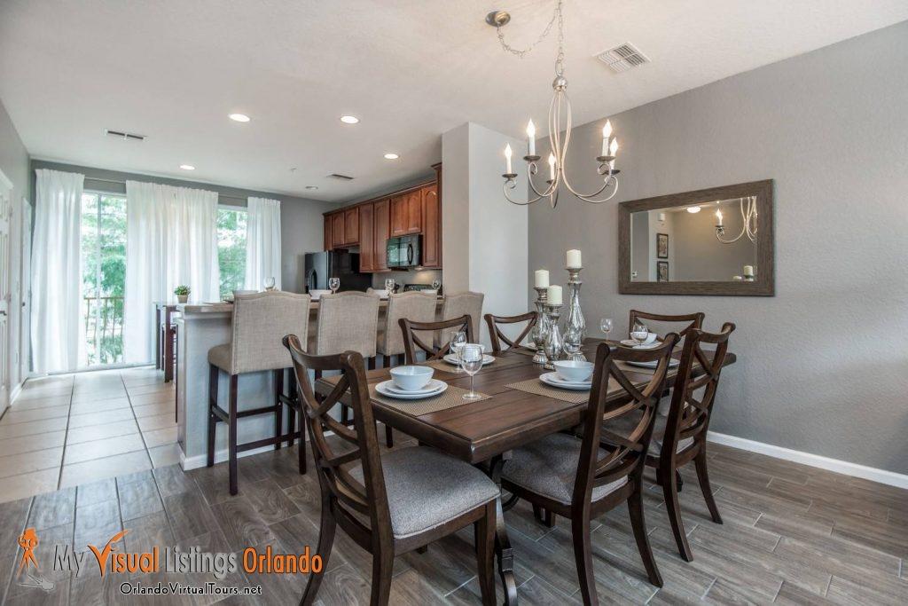 Dining Room Photography by MVL Orlando
