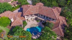 Drone Photography with My Visual Listings Orlando