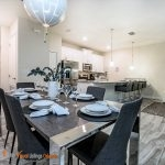 Vacation Property Photography - Dining Room