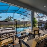 Vacation Property Photography - Outdoor Seating