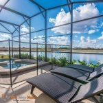 Vacation Property Photography - Outdoor Pool