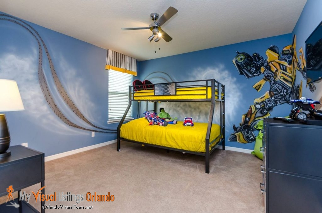 Themed Bedroom - Professional Photography by MVL