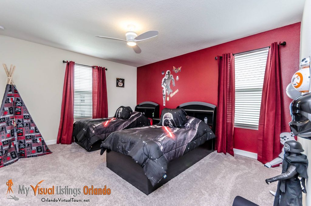 Themed Room photography