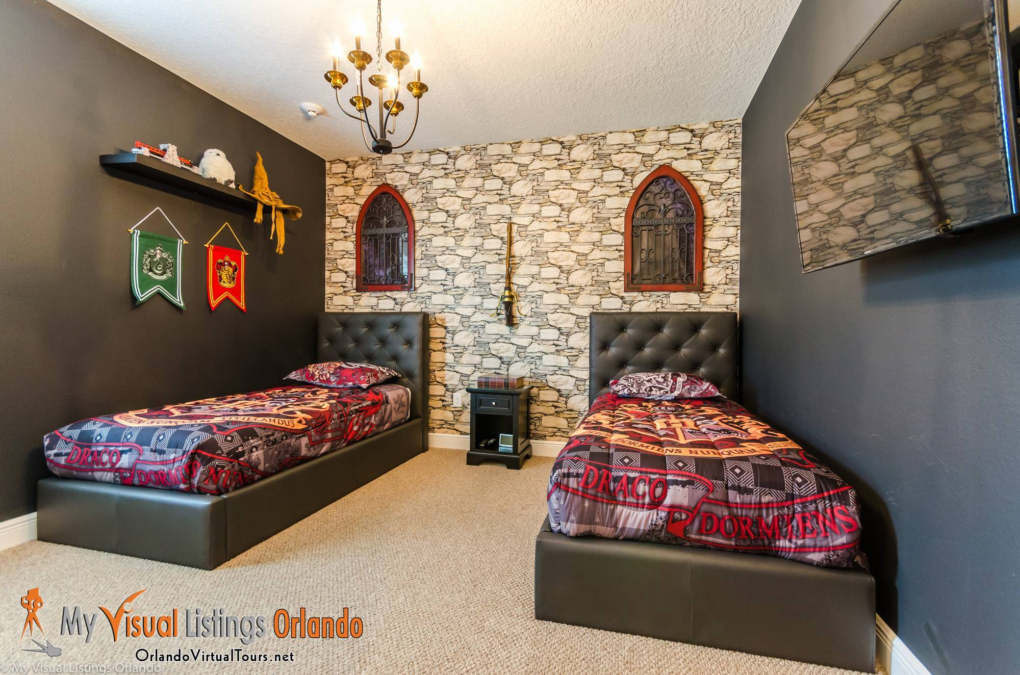 Themed Vacation Homes