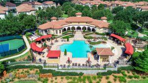 Aerial Photography Orlando - Lake Mary
