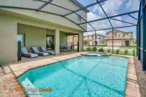 Best Vacation Home Pool Photography