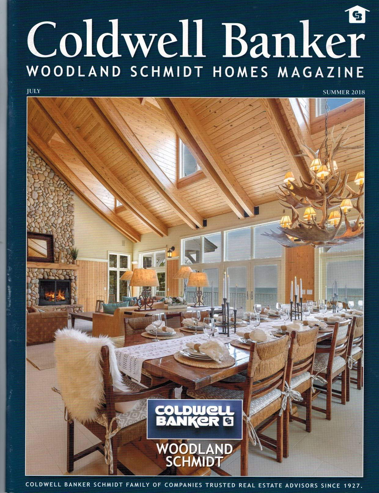Featured on Coldwell Banker Local Maganize!